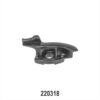 28mm Plastic Mount Demount Tool Head for Tyre Changer