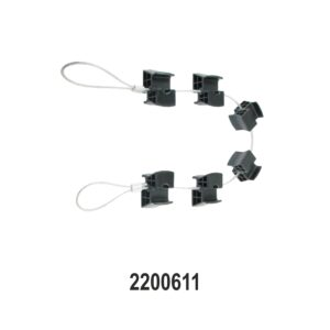 Wedge Bead Hold down Rope for Tyre Changers