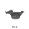 Yellow Plastic Mount /Demount Tool Head Screw Type Base 62mm for Tyre Changer