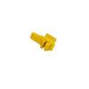 Plastic Inserts of Tyre Mount / Demount Tools (Set of 5 Pcs.) Yellow