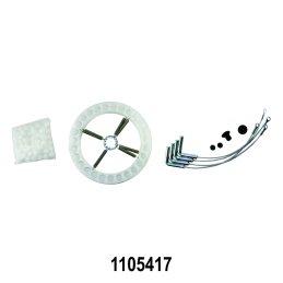 Wheel Alignment Turn Plate/Table Repair Kit