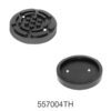 Round Rubber Pad for 2 Post Lift | Sarv India