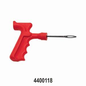 3″ Open Eye Needle in Pistol Grip Tyre Repair Tool