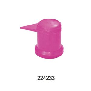 33mm Dust Cap & Loose Wheel Nut Indicator with upper pointer
