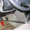 Brake Pedal Depressor Wheel Alignment Passenger Car