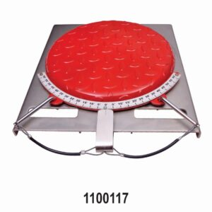 Wheel Alignment Turn Plate For Paasenger Car