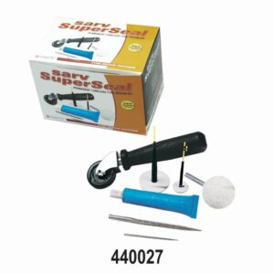 Sarv Super Seal -Mushroom Type Tubeless Tyre Puncture Repair Kit