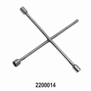 Four way Wheel Nut Wrench for Trucks