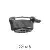 Plastic Mount /Demount Tool Head Screw Type Base 78mm wheel base Tyre changer